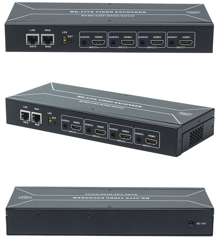 U520高清HDMI编码器