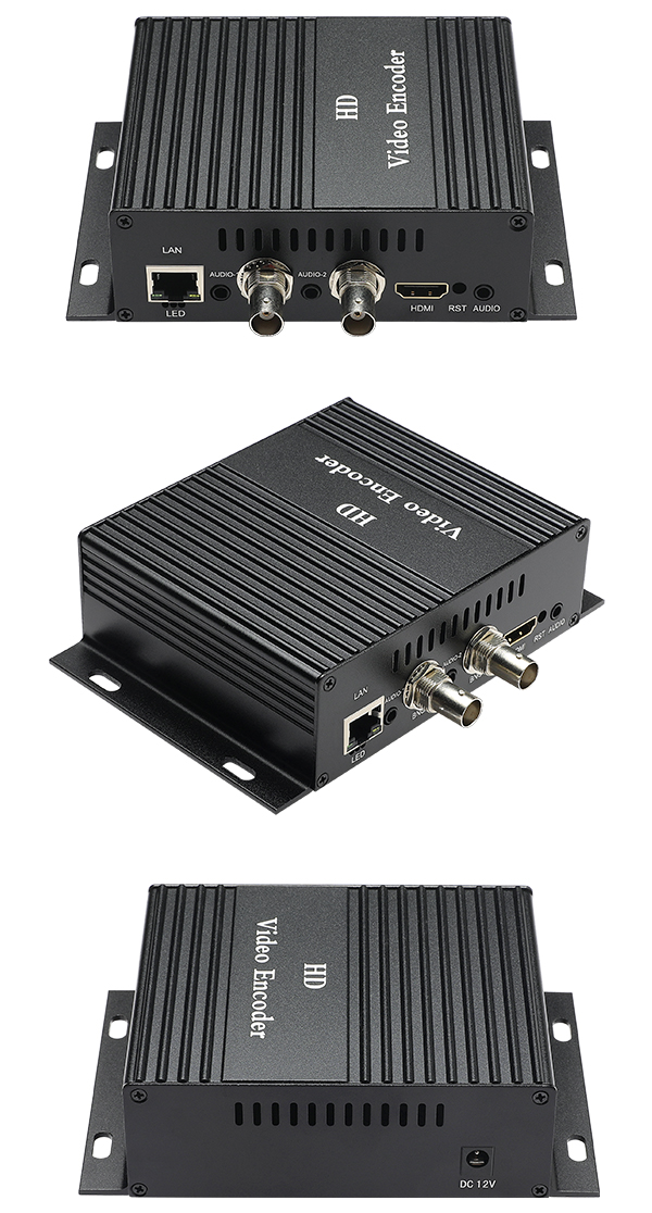 H3412B HDMI+CVBS高清编码器